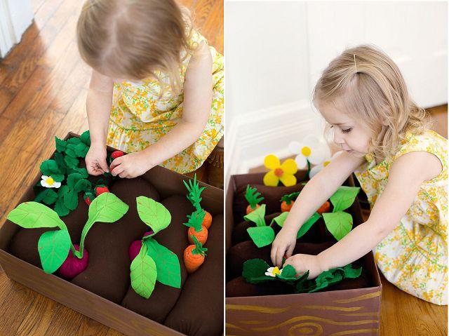 Сделать игрушку своими руками в садик
