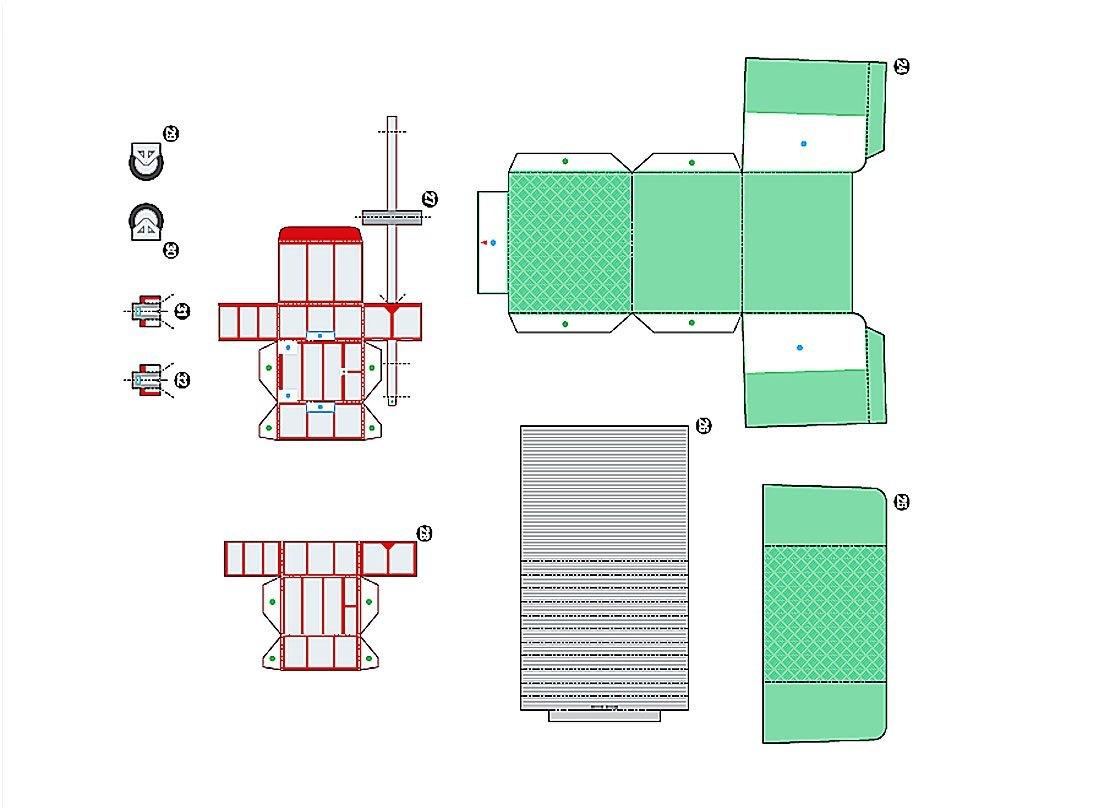 Вязание спицами болеро со схемами 4