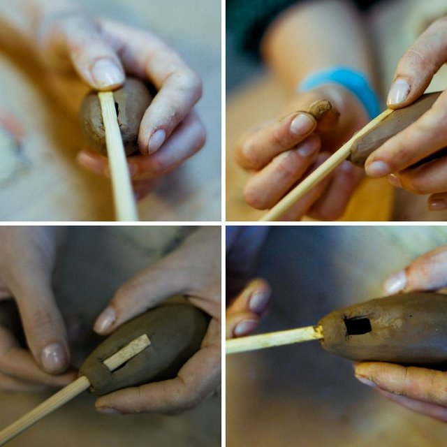 Как сделать свисток своими руками? Фото. Видео. Инструкция