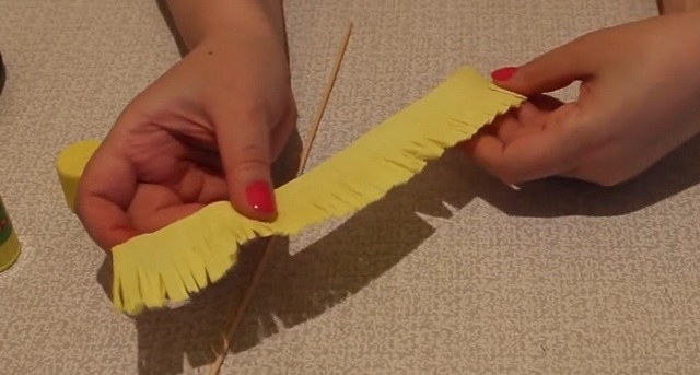 НАША СТРАНА МАСТЕРОВ: Как сделать объемную ромашку из бумаги