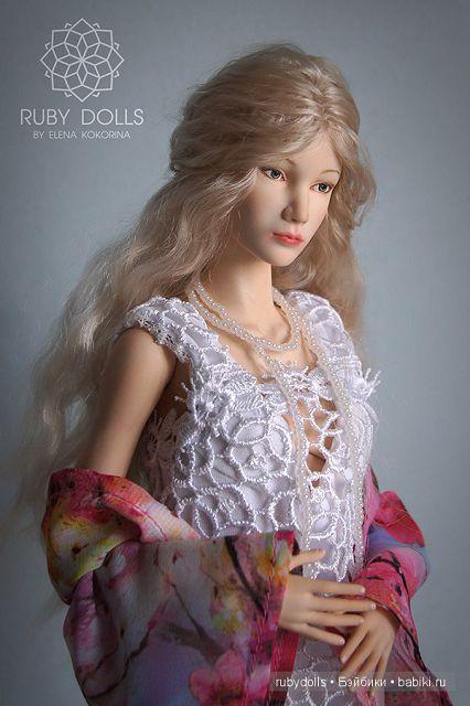 Шарнирные куклы-видео мастер класс