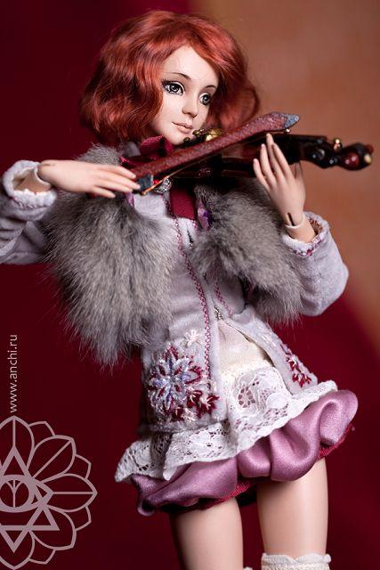Куклы молды своими руками фото 136