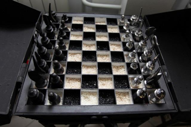 Сделать шахматы своим руками фото 99