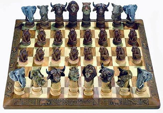 Сделать шахматы своим руками фото 735