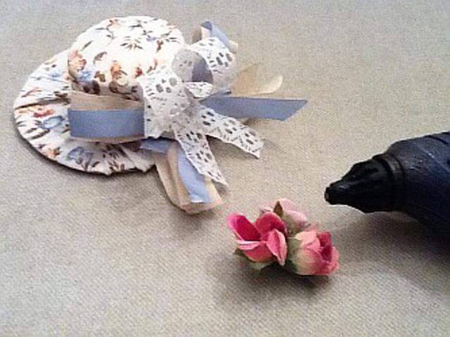 Шляпка для куклы своими руками мастер класс подробно #9