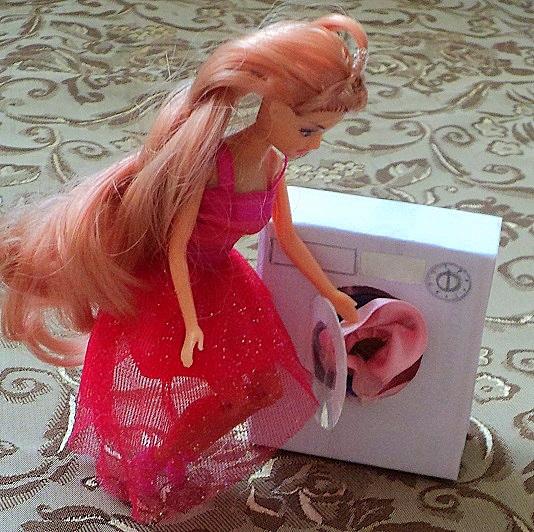 Кукольная мебель своими руками мастер класс