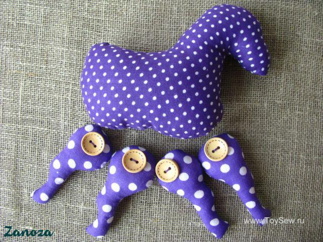 Как сделать мягкую игрушку лошадку фото 584
