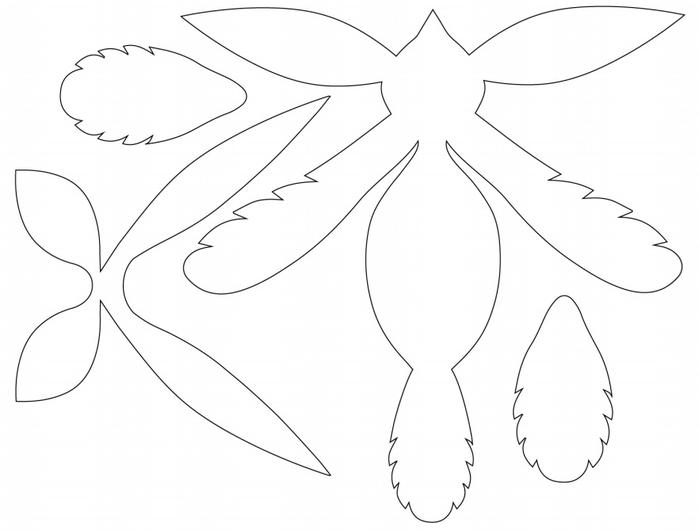 Как сделать объемную птицу из бумаги