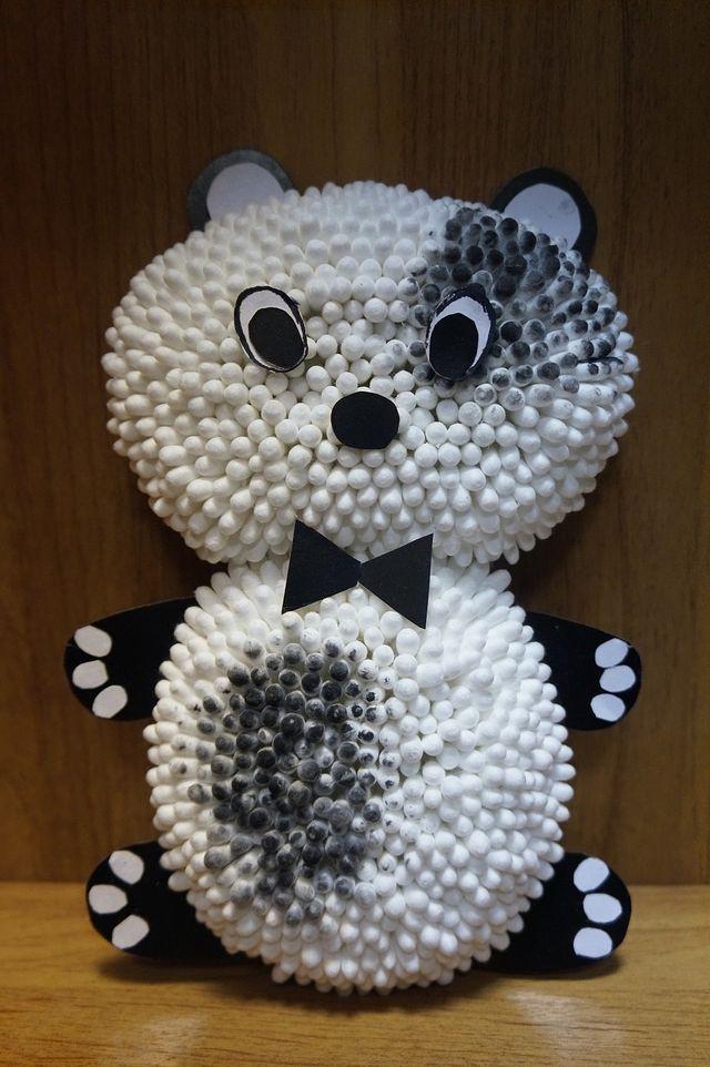 Поделки панда