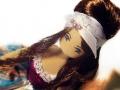 Волосы из атласных лент для кукол 2