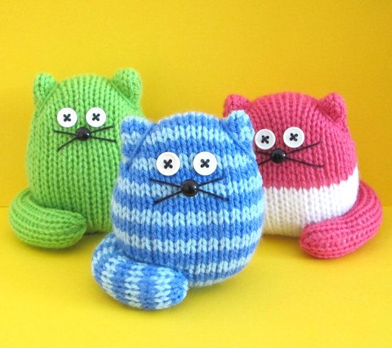 Easy Knitting Patterns Of Animals : ??????? ??????? ??????? ??? ??????????, ????, ?????????? / ??????? ?????? ???...