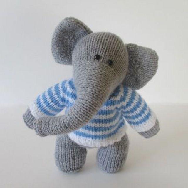 Вязаные слоники спицами: полезные советы, рекомендации