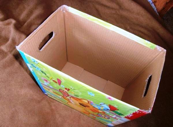 Как сделать пластиковую коробку своими руками 64