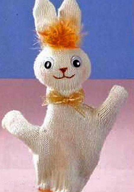 кукольная игрушка на руку как сделать