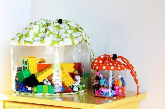 мешок для игрушек своими руками