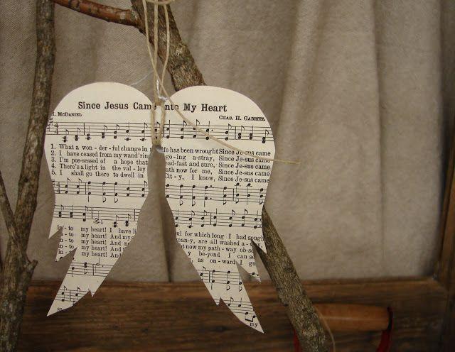 крылья ангела из бумаги