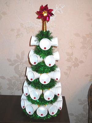 sk6rgbzae80dcqphnoxmjyi1427wl5ftv9u3 Новогодняя елка из пластиковых бутылок
