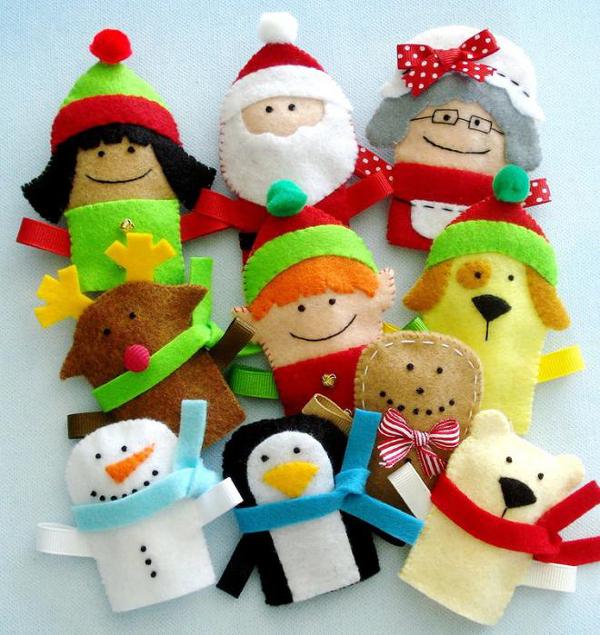 Выкройки простых игрушек из ткани своими руками