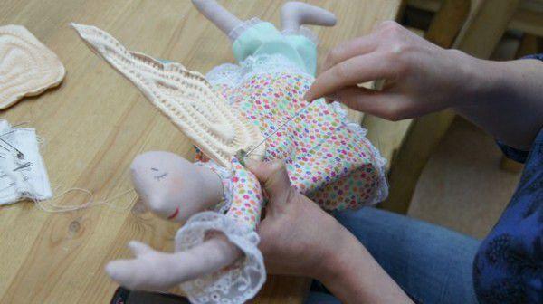 Сшить куклу ангела своими руками фото 325
