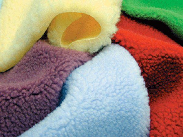 ткань для мишки