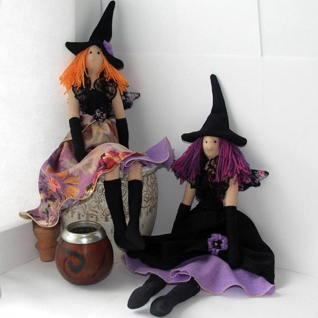 тильда ведьмочка