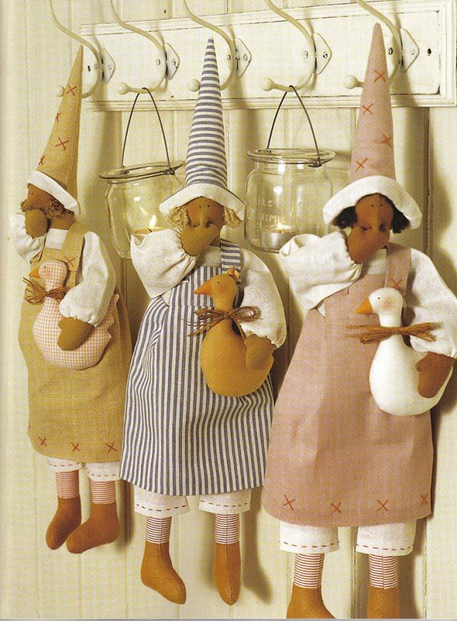 Кукла Тильда своими руками для начинающих - Мир Позитива 34