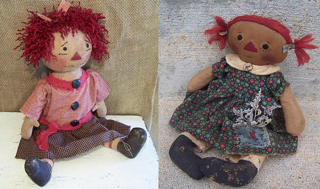 Выкройки чердачная кукла своими руками
