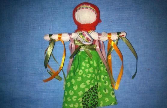 Кукла Купавка