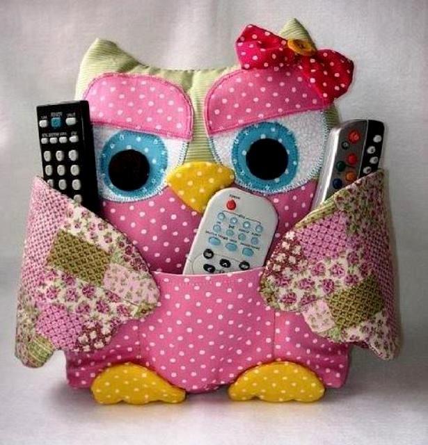 Подушка игрушка своими руками сова