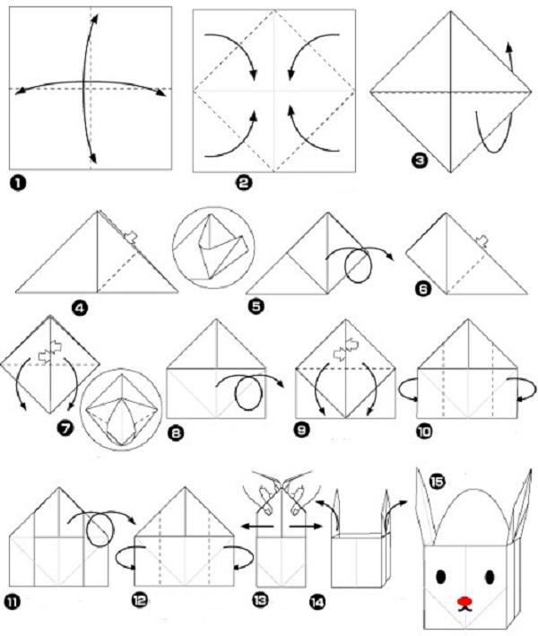 Все, кто знаком с оригами