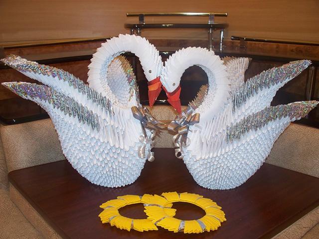модульный лебедь-9