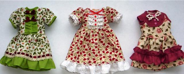 Как сшить одежду для куклы своими руками для начинающих - 9f5