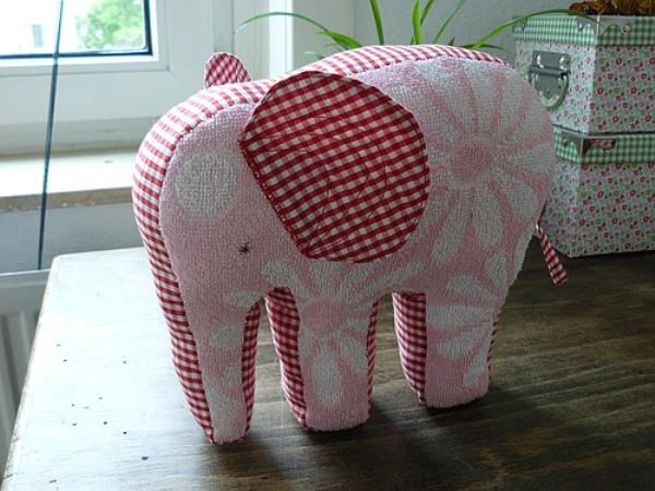 подушка слоник
