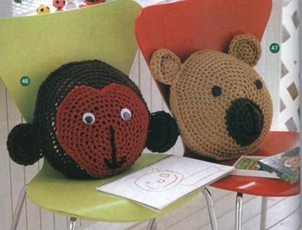 Чебурашка и медведь