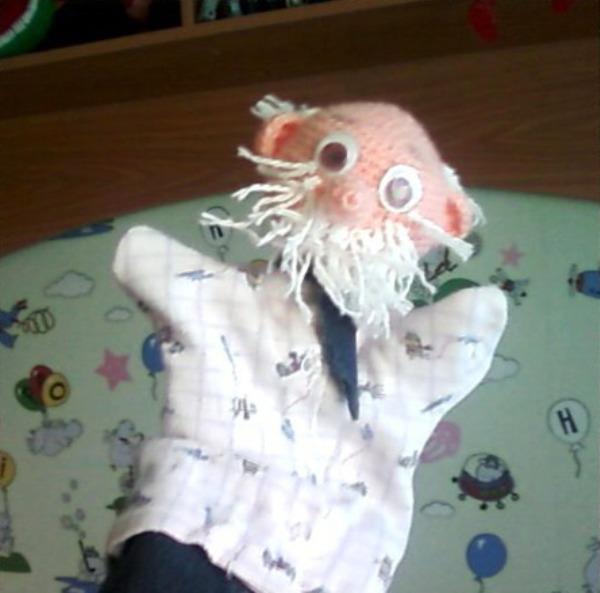Как сшить кукольный театр своими руками выкройки