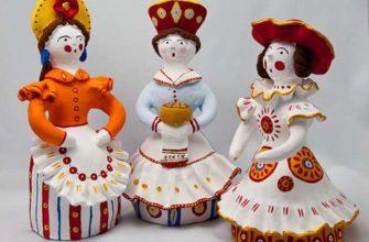 дымковские игрушки-2