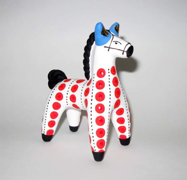 Лошадка из пластилина своими руками фото 650