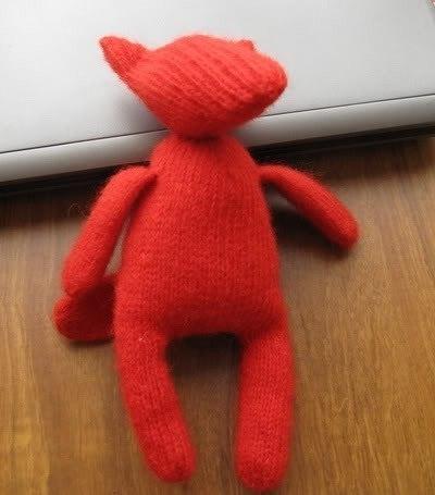 игрушки из перчаток-4