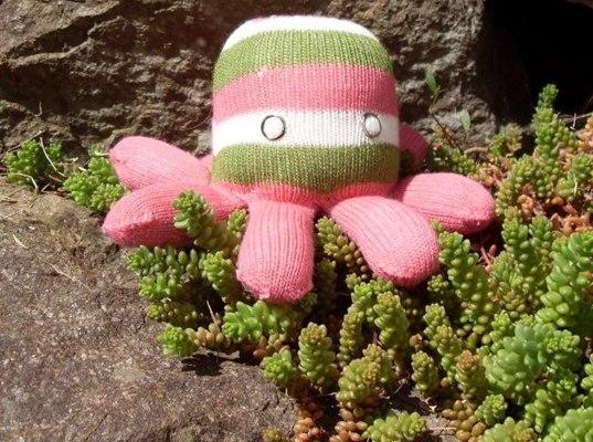 игрушки из перчаток-6