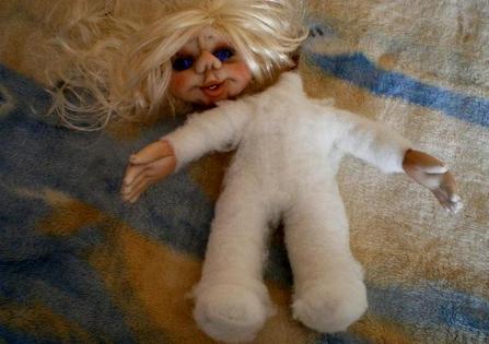 кукла из капрона-13