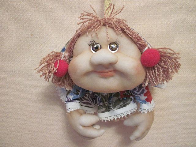 кукла из капрона-16