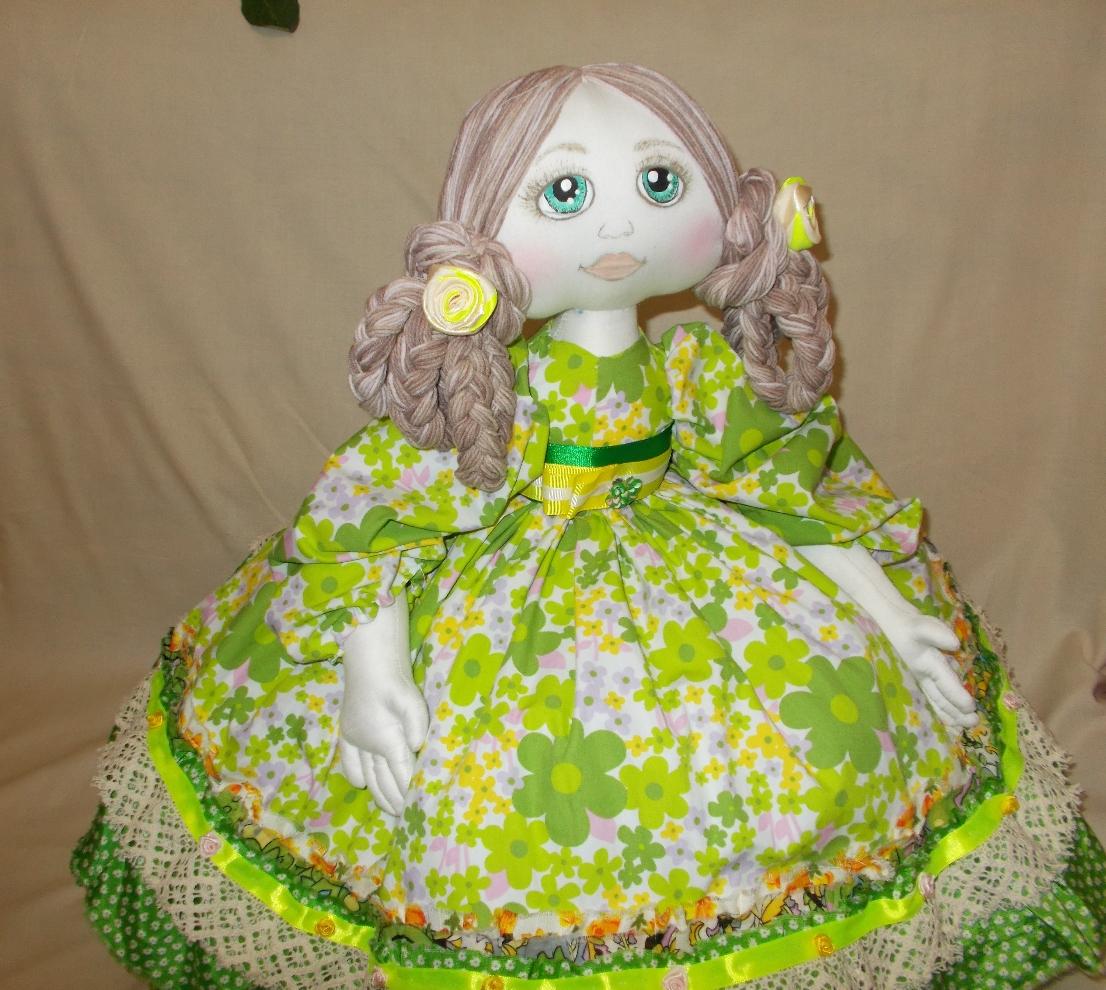 Кукла-веснянка своими руками