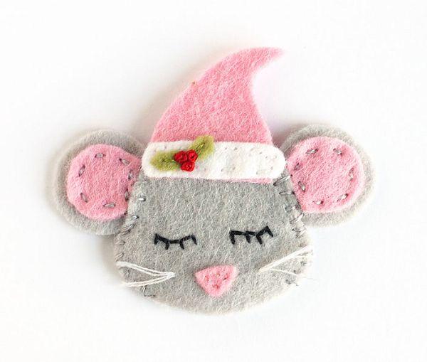 шапочка мыши