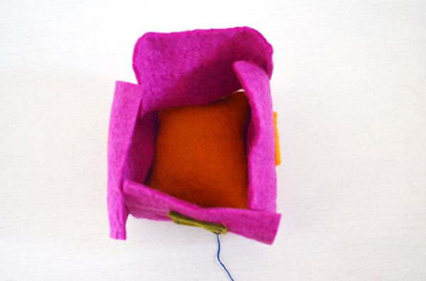 Шьем мышек из ткани и фетра