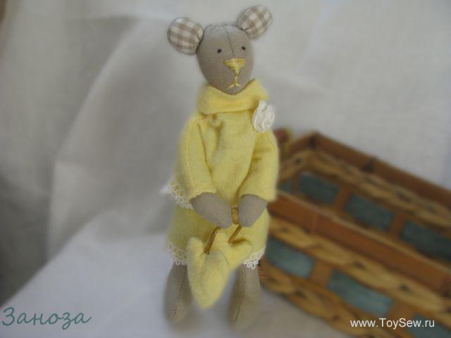 мышка тильда-23