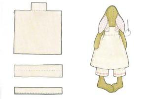 одежда для зайца-2