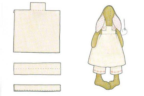 Одежда Заяц