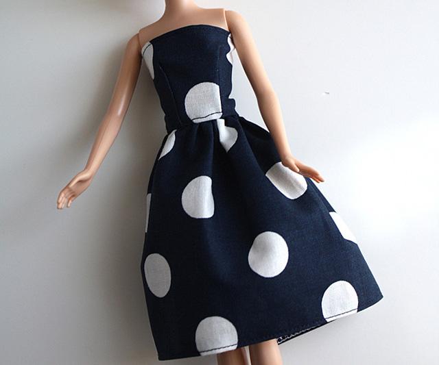 Платье для кукол своими руками для начинающих