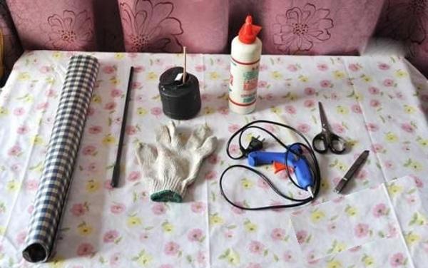Как сделать для кукол мебель фото 236
