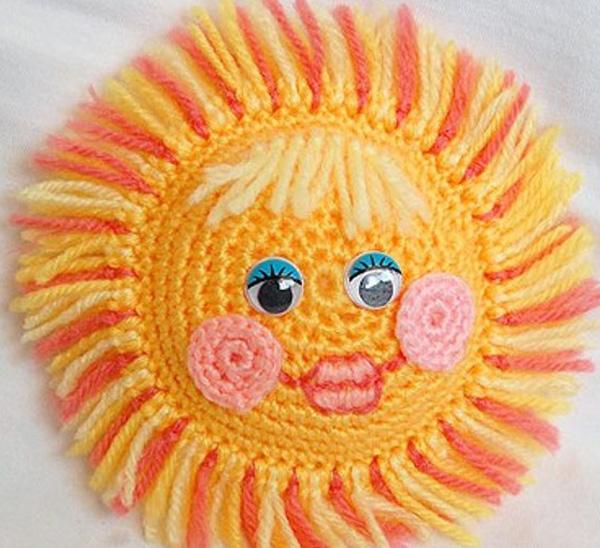 Солнышко на диване